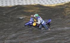 TP.HCM tiếp tục mưa lớn, miền Trung có mưa giải nhiệt chiều tối nay