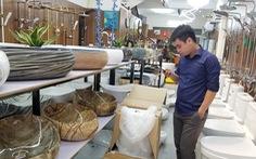Thiết bị vệ sinh Trung Quốc tràn sang Việt Nam