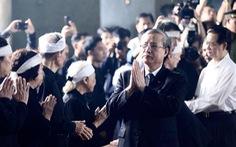 Lãnh đạo Đảng, Nhà nước viếng 'người thầy của những nhà tình báo huyền thoại' Trần Quốc Hương