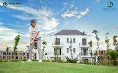 Hơn 90% khách hàng quay lại tham quan dự án West Lakes Golf & Villas