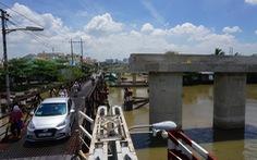 Cầu Long Kiểng hoàn thành sớm, Nhà Bè sẽ 'thăng hạng'