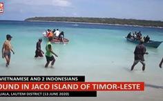 Timor-Leste chặn 11 người Việt vượt biển đi lậu đến Úc