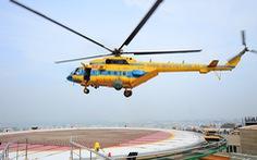 Hàng loạt bệnh viện xây bãi đáp, chuẩn bị cấp cứu bằng trực thăng