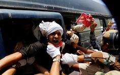 Biểu tình chống Trung Quốc lan ra nhiều tỉnh thành Ấn Độ