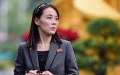 Em gái Kim Jong Un bước ra khỏi bóng anh trai?