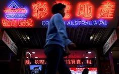 Úc vạch trần vòi bạch tuộc của Trung Quốc