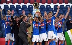 Đá bại Juventus trên chấm luân lưu, Napoli vô địch Coppa Italia 2020