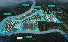 Có gì ở năm phân khu chức năng của thành phố bên sông Waterpoint?