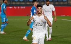Vào sân chưa đầy một phút đã ghi bàn, Asensio giúp Real Madrid thắng