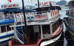 Thêm 1 tàu du lịch ở Hạ Long bị cấm hoạt động 90 ngày vì 'chặt chém'