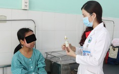 'Thay da sinh học collagen' chỉ 65 ngàn, thiếu nữ nhận được làn da lở loét