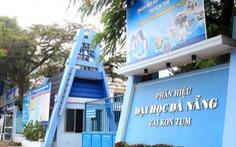 Kỷ luật nguyên giám đốc phân hiệu ĐH Đà Nẵng vì nhắn tin 'thiếu chuẩn mực'