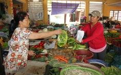 Đà Nẵng sẽ thí điểm mô hình chợ đô thị không sử dụng túi nilông
