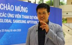 Samsung Việt Nam tuyển lao động quy mô lớn