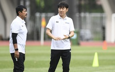 HLV Shin Tae Yong căng thẳng với PSSI