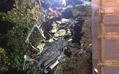 Khởi tố, bắt tạm giam lái xe gây tai nạn khiến 3 người chết ở Quảng Ninh