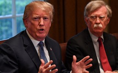 Thẩm phán Mỹ không ngăn Bolton xuất bản sách, ông Trump nổi giận