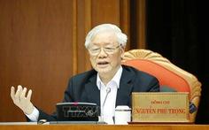 Bộ Chính trị: tránh 'vận động' không lành mạnh trong bầu cử