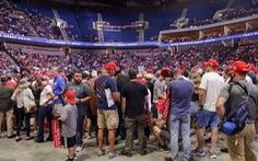 Sự kiện của ông Trump bị người hâm mộ K-pop và dân TikTok phá đám