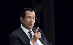 Ông Hun Sen: 'Ai đủ sức thay tôi thì bước ra đây? Chả có ai hết!'