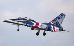 'Đại bàng dũng cảm' của Đài Loan cất cánh, Trung Quốc đưa máy bay tiếp cận