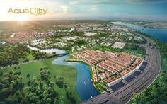 Giới đầu tư đón cơ hội từ phân khu cửa ngõ đô thị Aqua City