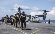 Trung Quốc cho rằng Mỹ đang triển khai phần lớn quân đội đối phó mình