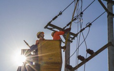 Tiêu thụ điện lại lập kỷ lục, EVN chuẩn bị phương án huy động cao