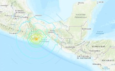 Động đất 7,4 độ Richter rung chuyển Mexico, đã cảnh báo sóng thần