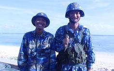 Hai người trẻ đặc biệt ở đảo Sơn Ca