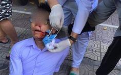 Khởi tố vợ nguyên chủ tịch phường vụ đánh chảy máu người gửi đơn tố cáo