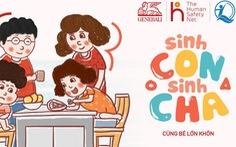 Ra mắt chương trình giáo dục cộng đồng về chăm sóc trẻ dưới 6 tuổi