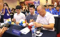 """Trung vệ Duy Mạnh: Giải bóng đá Thiếu niên là cơ hội cho cầu thủ trẻ """"cất cánh"""""""