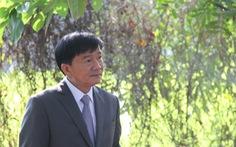 Ông Trần Ngọc Căng thôi làm chủ tịch UBND tỉnh Quảng Ngãi từ ngày 1-7