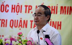 Bí thư Nguyễn Thiện Nhân: 'Với đà này, ai tham nhũng sẽ không thoát'
