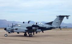 Mỹ tung máy bay do thám đặc biệt hoạt động trên bầu trời Hàn Quốc