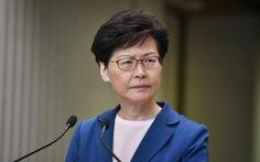 Bà Carrie Lam tuyên bố không tự chọn thẩm phán xét xử về an ninh quốc gia