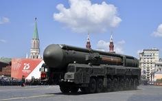 Nga phô diễn vũ khí trong duyệt binh lớn mừng 75 năm Ngày Chiến thắng