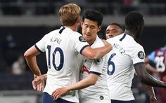 Harry Kane ghi bàn, Tottenham thắng dễ West Ham