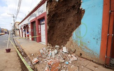 Động đất 7,4 độ Richter ở Mexico: ít nhất 4 người chết, nhiều khu vực bị cô lập