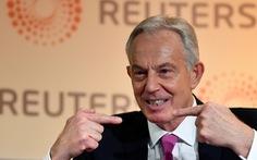 Cựu thủ tướng Tony Blair: 'Anh phải theo phe Mỹ trong vấn đề Huawei'