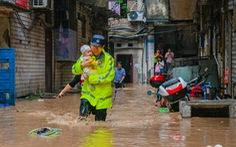 Trung Quốc đang che giấu tình hình mưa lũ gây nhiều thiệt hại?