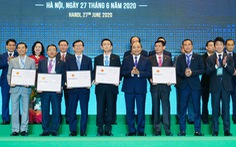 Thủ tướng: Hà Nội cần có đội ngũ 5 chữ 'tinh'