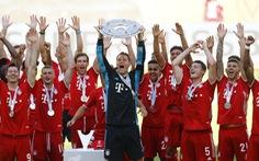 Bayern Munich đăng quang trong lặng lẽ
