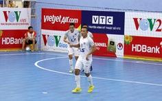Sau 6 vòng, Thái Sơn Nam mới lần đầu tiên dẫn đầu Giải futsal VĐQG 2020