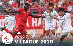Kết quả và bảng xếp hạng V-League 29-6: Chủ nhà không thắng, CLB TP.HCM vẫn đầu bảng
