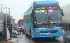 Công trình giao thông của bộ gây kẹt xe, địa phương đề nghị làm nhanh