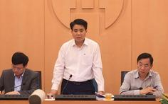 Đề xuất tặng chủ tịch Hà Nội huân chương về thành tích chống dịch COVID-19