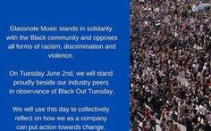 Ngành âm nhạc thế giới phản đối phân biệt chủng tộc