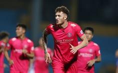 Đánh bại Hà Nội, Sài Gòn tiếp tục bất bại tại V-League 2020